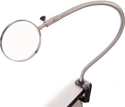 Настольная лупа на струбцине Magnifier 15123 3 x 90 мм