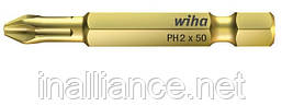 Биты PH3 x 50 мм HOT Torsion Wiha 04542