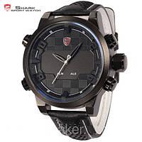 Мужские наручные часы Shark Quartz Men Sport Watch