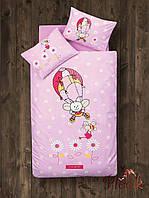 Детское постельное белье в кроватку 100х150 Aran CLASY Bebek ARICIK