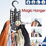 Многофункциональная вешалка для одежды, фото 4