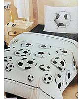 Полуторное постельное белье Futbol