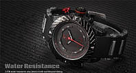 Мужские часы SHARK Men Red Quartz Sport Wrist