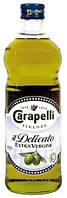 Итальянское оливковое масло Carapelli il Delicato Vierge Extra 1 л., фото 1