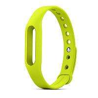 Ремешок для браслета для Xiaomi Mi Band Green Лицензия