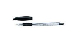 Ручка шариковая черная Economix Forward 0,5 мм (E10150-01)