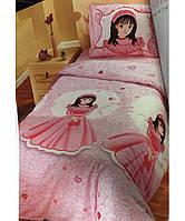 Полуторное постельное белье Princessa