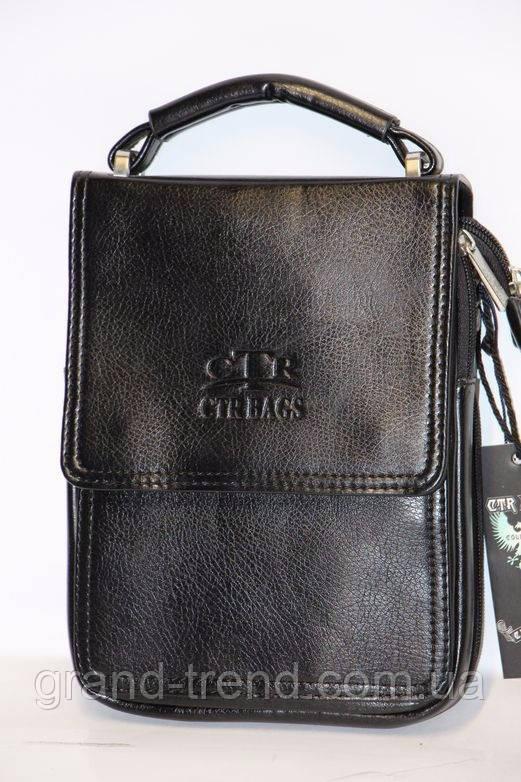 8bcfdeac9156 Стильная мужская сумка CTR BAGS, цена 467 грн., купить в Хмельницком —  Prom.ua (ID#359933747)