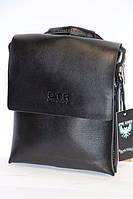 Мужская сумка через плечо CTR BAGS кожзам