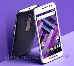 Смартфон Motorola Moto G (3rd Generation) 16Gb White, фото 3