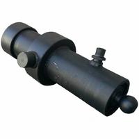 Гидроцилиндр 55102-8603010-10 / подъёма кузова КамАЗ-55102 3-х штоковый старого образца