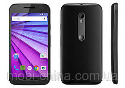 Смартфон Motorola Moto G (3rd Generation) 16Gb Black, фото 2