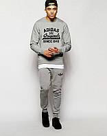 Adidas Originals костюм мужской (серый)