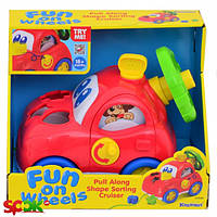 Развивающая игрушка Keenway Машинка-сортер