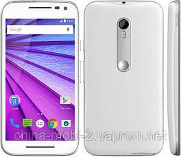 Смартфон Motorola Moto G (3rd Generation) 16Gb White, фото 2