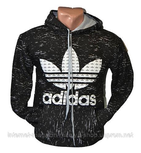 Толстовка мужская на флисе Adidas