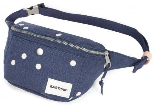 Красивая сумка на пояс Bundel Eastpak EK01633J синий