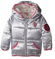 Куртка  U.S. Polo Assn(США) для девочки 24мес