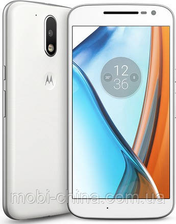 Смартфон Motorola Moto G4 16Gb White ' ' '