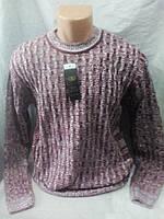 Мужской осенний качественный свитер 50-54 рр