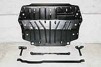 Защита картера двигателя и кпп Volkswagen Golf V 2003-, фото 1