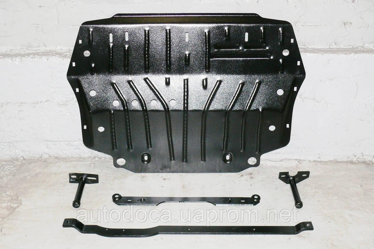 Защита картера двигателя и кпп Volkswagen Golf V 2003-