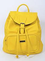 """Сумка-рюкзак """"1 вересня"""", желтая, 31*12*30см 553082"""