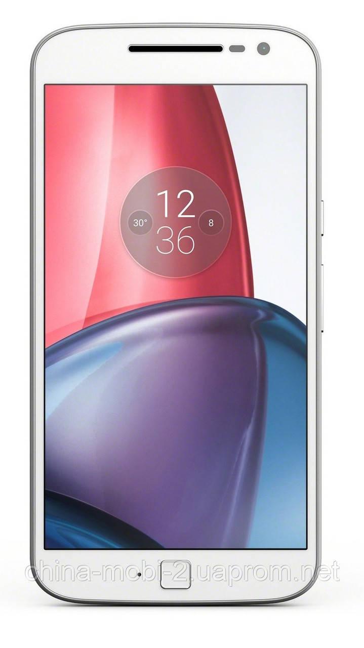 Смартфон Motorola Moto G4 Plus 16Gb White