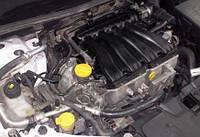 Двигатель Renault Fluence 2.0 16V, 2011-today тип мотора M4R 714