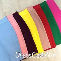Стильная женская юбка цвета в ассортименте