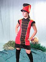 Гусар(ка) - взрослый карнавальный костюм