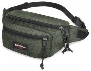 Модная сумка на пояс Doggy Bag Eastpak EK07308K зеленый