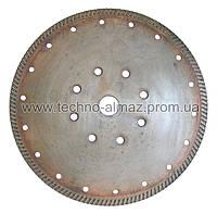 Алмазный отрезной круг 1A1R 230 мм (ТУРБО)