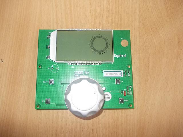 Плата индикатора печатная ZOOM Master/ Digital G20 18/24 BF кВт 06JWKB/00987 DTM20B V 1.0 Sguirrel AA10040019