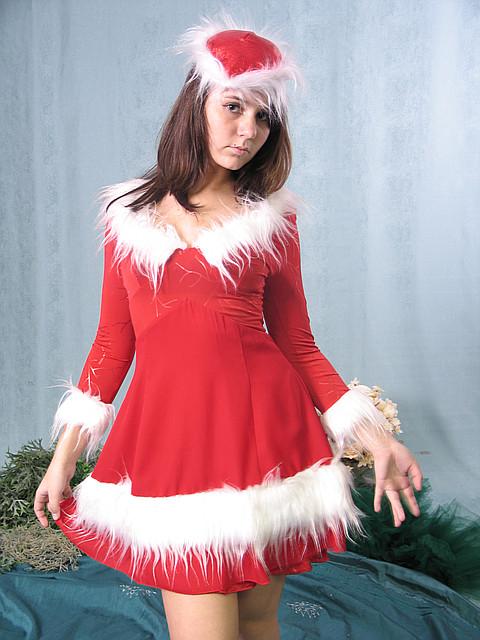 Санта - взрослый карнавальный костюм