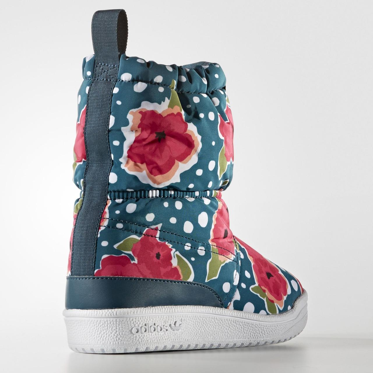 ... Детские ботинки зимние для девочек Adidas Originals (Артикул  S76120),  ... 9c209240a74