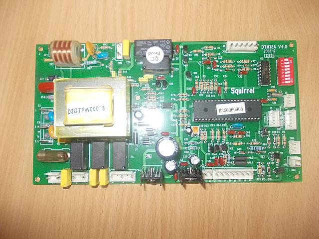 Плата управления Zoom Boilers DTM13A Expert AA10040016