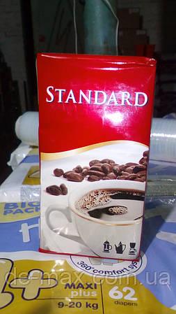Кофе молотый STANDART 500 г