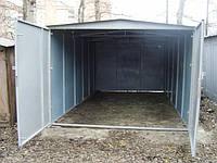 Металлические гаражи Киев