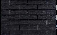 Фасадная плитка Неро рустикальная 245х65х6,5 мм