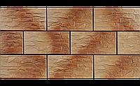 Фасадный камень Мокка рустикальная 300х148х9 мм