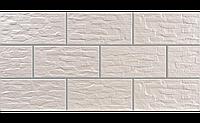Фасадный камень Кремовый рустикальная 300х148х9 мм
