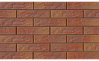 Фасадный камень Калахари рустикальная 300х74х9 мм