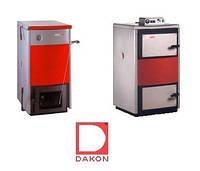 Котлы Дакон (Dakon) на твердое топливо, пиролизные