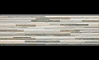 Фасадная плитка Zebrina рустикальная 600х175х9 мм (forest)