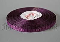 Лента репсовая оттенок фиолетовой 0,6 см 25 ярд арт.171