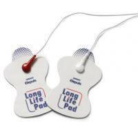 Электроды липкие (моются) для миостимулятора E4 OMRON TENS, 2 шт