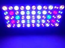 Фитопанель светодиодная для аквариума 120W, фото 3