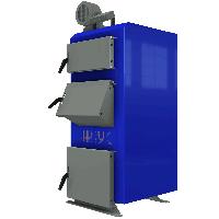 Твердотопливный котел длительного горения НЕУС-В 10 кВт