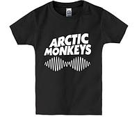 Детская футболка Arctic monkeys